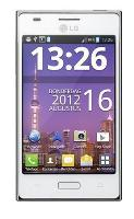 LG Optimus L5 E610 White